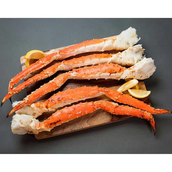 Cooking King Crab